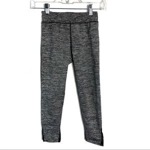 Hurley Cropped Space Dyed Waist Pocket Leggings